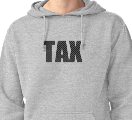 Carbon tax Pullover Hoodie