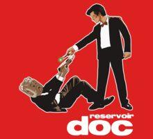 'Reservoir Doc' (Doctor Who / Reservoir Dogs)