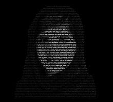 Malala Yousafzai Litograph  by Doritowolf