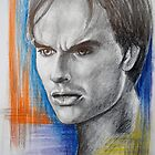 Ian Somerhalder by FDugourdCaput