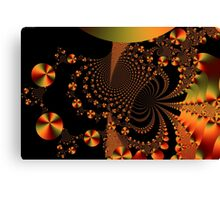 Over 89 Hours Canvas Print