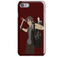 Daryl Dixon - The Walking Dead iPhone Case/Skin