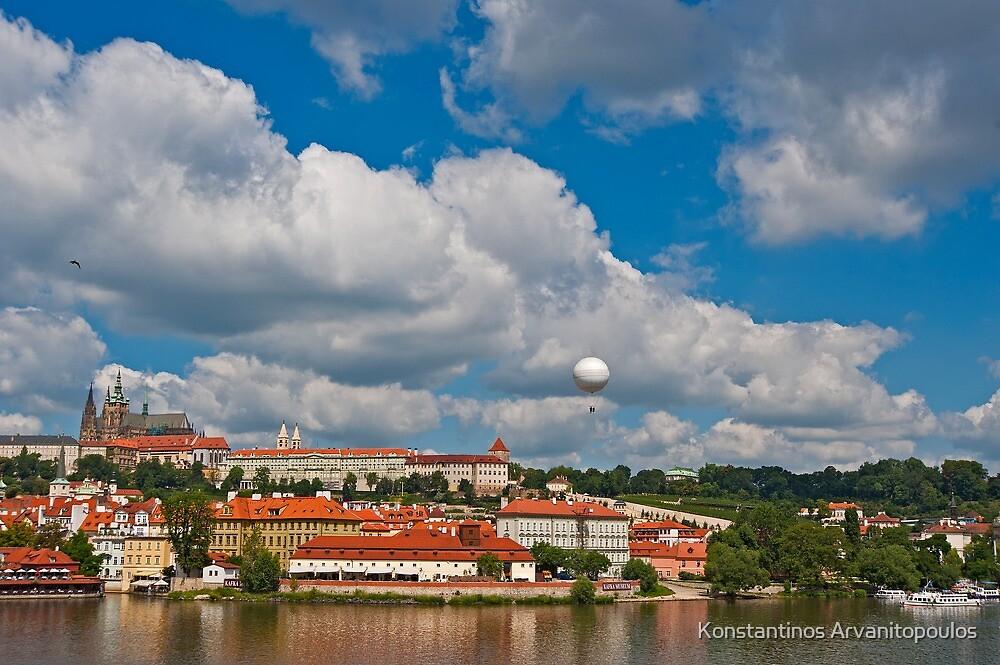 Prague by Konstantinos Arvanitopoulos
