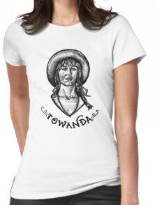 Towanda Womens Fitted T-Shirt