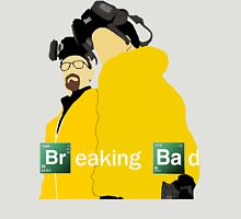 Jesse and Walt - Breaking Bad (with Logo) Unisex T-Shirt