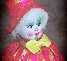 Send in the clown © by Dawn M. Becker