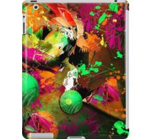 Neon Ink - Abstract Art iPad Case/Skin