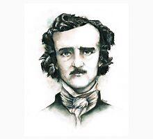 Edgar Allan Poe and Ravens Unisex T-Shirt