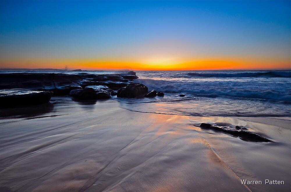 Cool Morning. 12-7-11. by Warren  Patten