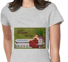 Scarlett Pears Womens Fitted T-Shirt