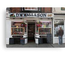 D.W.Wall & Son Metal Print