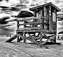Clearwater Beach, FL HDR  by MKWhite