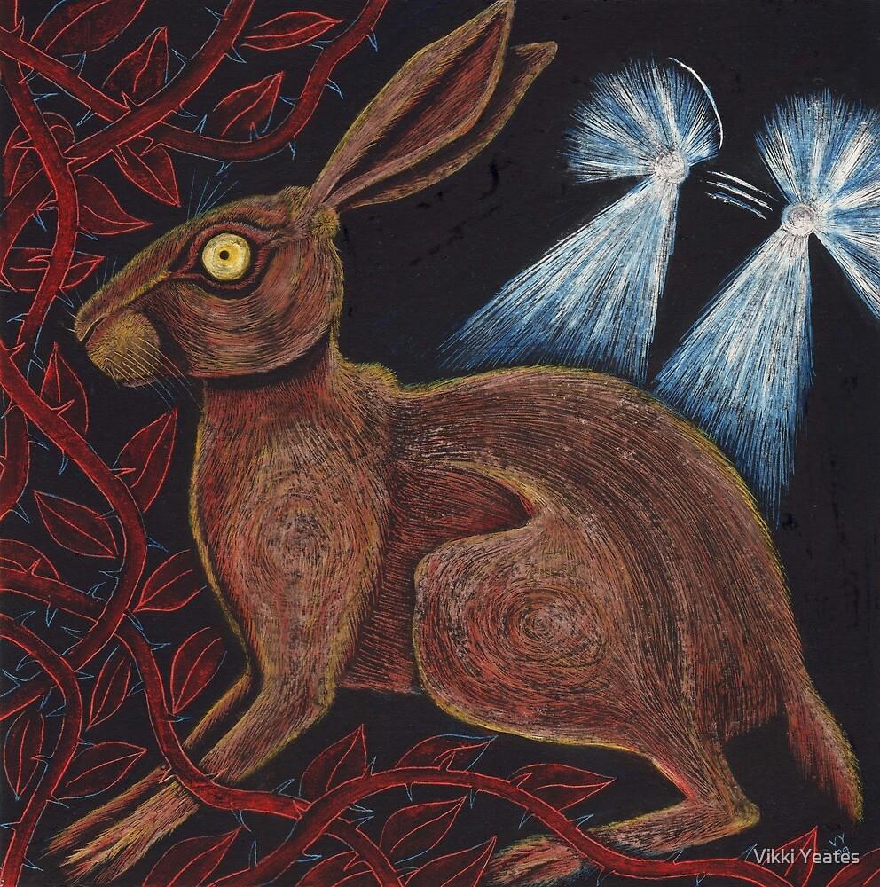 Ted's Hare by Vikki Yeates