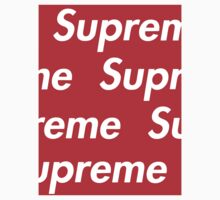 Supreme Tee by Benwongo