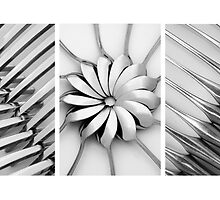 Cutlery Set Graphic by Natalie Kinnear