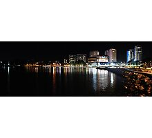 Tweed Lights from Jack Evans Boat Harbour Photographic Print
