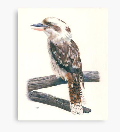 Full of Mirth Canvas Print