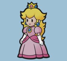 Princess Peach Kids Clothes