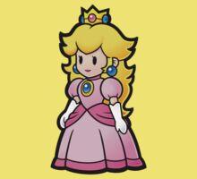 Princess Peach Kids Clothes