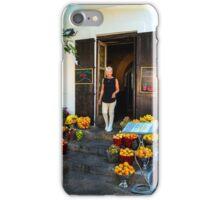 Plaza del Sol, Ibiza iPhone Case/Skin