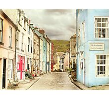 Staithes Photographic Print