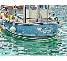 KraKen Photographic Print