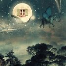 If Moon Would Travel by Paula Belle Flores