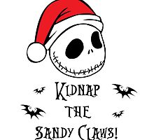Nightmare Before Christmas - Sandy Claws by obsidiandream