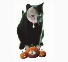How Cats Do Halloween Kids Tee
