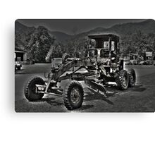 They Call Me Rusty! Canvas Print