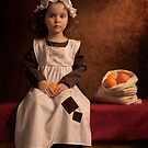 Oranges by Bill Gekas