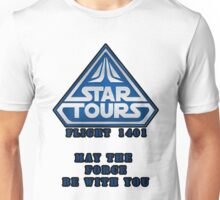 Star Tours 1401- BLUE Unisex T-Shirt