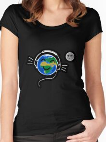 World Music Women's Fitted Scoop T-Shirt