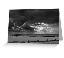 Whitstable Kent Greeting Card
