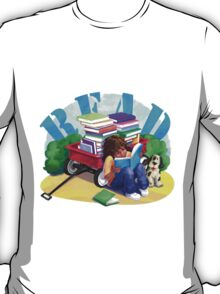 Book Wagon T-Shirt