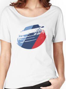 F82 Grungy design Women's Relaxed Fit T-Shirt