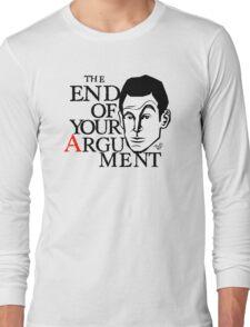 Sam Harris' Smackdown by Tai's Tees Long Sleeve T-Shirt