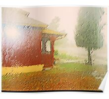The Rain Series 2-1 - My Neighborhood Poster