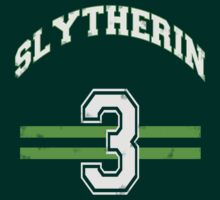 SLYTHERIN Jersey by Benjamin Whealing