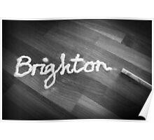 Good Time Brighton Poster
