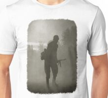 Soldier from world war Unisex T-Shirt