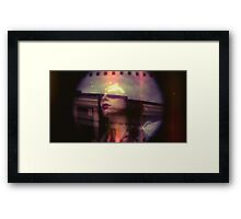 Mia fashion Framed Print