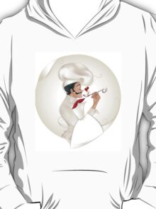 Chef illustration T-Shirt