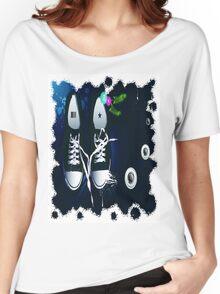 Urban Footwear! Women's Relaxed Fit T-Shirt