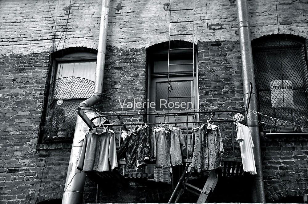 Hangin' in Chinatown by Valerie Rosen