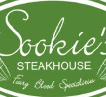 Sookie's Steakhouse (mini) Sticker