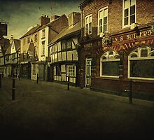 Eagle Vaults, Worcester by Lissywitch