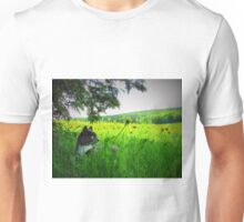 Cat vs. Nature Unisex T-Shirt