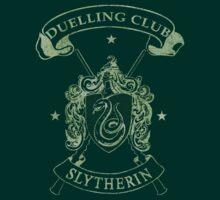 Slytherin Duelling Vintage