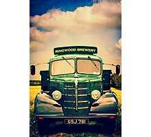 Ringwood Brewery Photographic Print